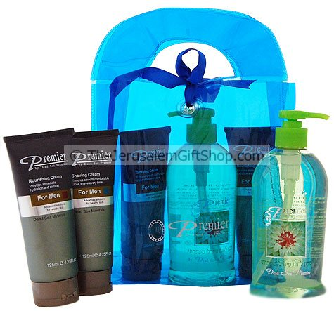 The Dead Sea Premier Men's Gift Pack combines patented, award winning technology with all the natural plant and mineral ingredients from the Dead Sea. Premier brings to you luxury skincare in products so effective, they deliver exactly what they promise a #gift
