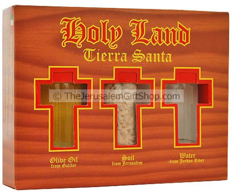 Holy Land Gift Pack - Tierra Santa